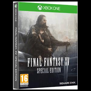 Final Fantasy XV Edición Especial