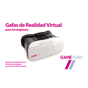 Gafas de Realidad Virtual GAMEware