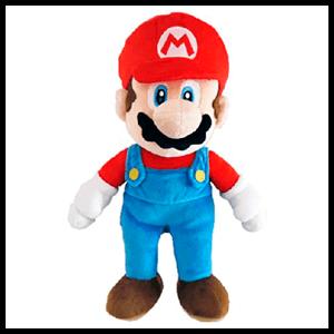 Peluche Mario 28cm