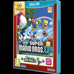 New Super Mario Bros U + New Super Luigi U Nintendo Selects