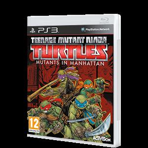 Teenage Mutant Ninja Turtles : Mutantes en Manhattan