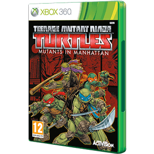 Teenage Mutant Ninja Turtles : Mutantes en Manhattan