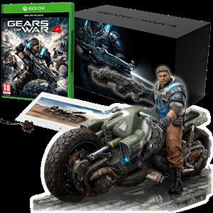 Gears of War 4: Edicion Coleccionista