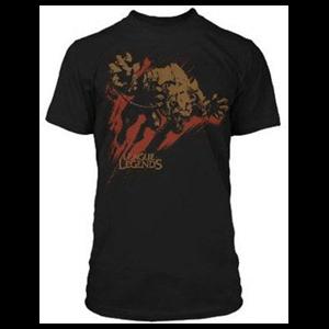 Camiseta League of Legends Warwick Talla S