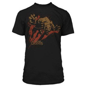 Camiseta League of Legends Warwick Talla L