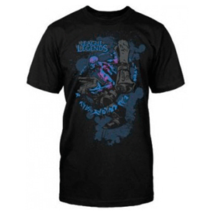 Camiseta League of Legends Ryze Talla L