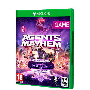 Agents of Mayhem Retail Edition