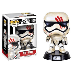 Figura Pop Star Wars VII: FN-2187 Edic. Limitada