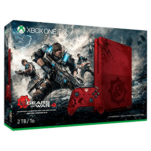 Xbox One S 2Tb Edicion Gears of War 4