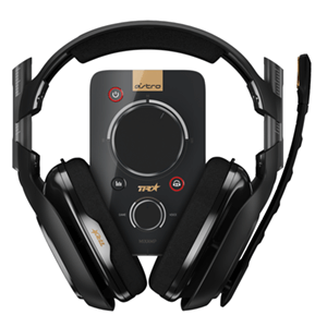 Astro A40 Headset + MixAmp Pro TR AG BLACK