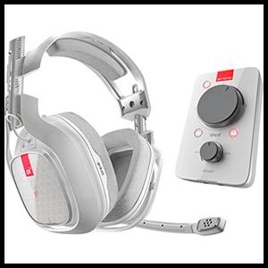 Astro A40 Headset + MixAmp Pro TR XO WHITE
