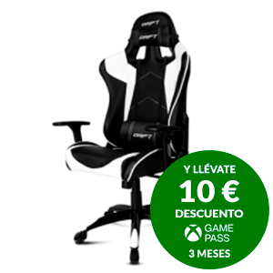 Drift DR300 Negro-Blanco