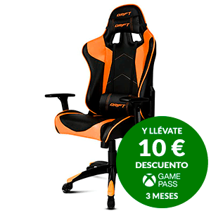 Drift DR300 Black -Orange