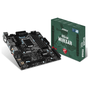MSI B150M MORTAR