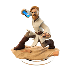 Disney Infinity 3.0 Star Wars Figura Obi Wan - Bundle