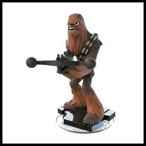 Disney Infinity 3.0 Figura Chewbacca - Bundle