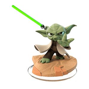 Disney Infinity 3.0 Star Wars Figura Yoda - Bundle