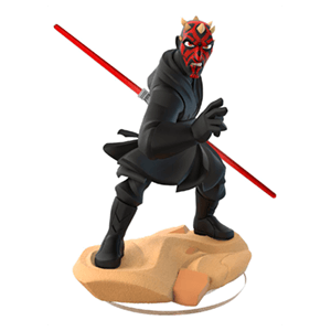 Disney Infinity 3.0 Star Wars Figura Darth Maul - Bundle