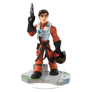 Disney Infinity 3.0 Star Wars Figura Poe Dameron - Bundle