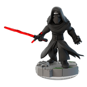 Disney Infinity 3.0 Star Wars Figura Kylo Ren - Bundle