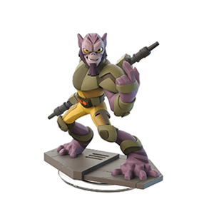 Disney Infinity 3.0 Star Wars Figura Zeb - Bundle
