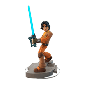 Disney Infinity 3.0 Star Wars Figura Ezra - Bundle