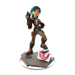 Disney Infinity 3.0 Star Wars Figura Sabine - Bundle