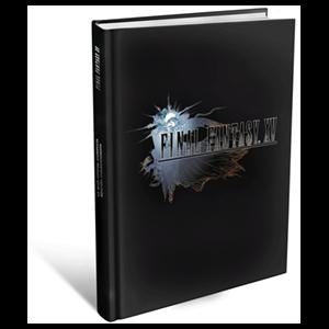 Guía Final Fantasy XV Edición Coleccionista