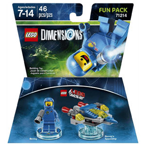 LEGO Dimensions Fun Pack: Benny