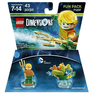 LEGO Dimensions Fun Pack: DC Aquaman