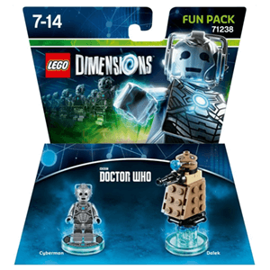 LEGO Dimensions Fun Pack: DrWho Cyberman