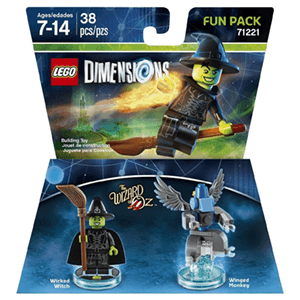 LEGO Dimensions Fun Pack: El mago de Oz