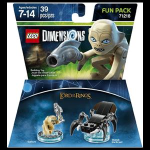 LEGO Dimensions Fun Pack: El Señor de los Anillos Gollum