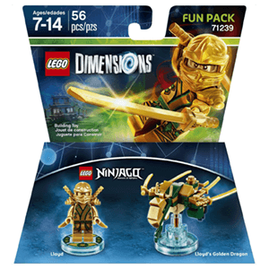 LEGO Dimensions Fun Pack: Ninjago Lloyd