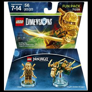 LEGO Dimensions Fun Pack: Ninjago Lloyd