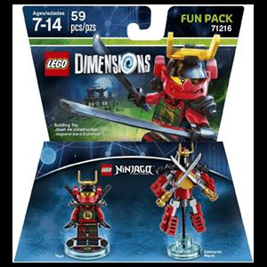 LEGO Dimensions Fun Pack: Ninjago Nya