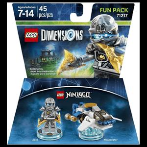 LEGO Dimensions Fun Pack: Ninjago Zane