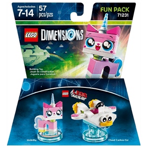 LEGO Dimensions Fun Pack: Unikitty