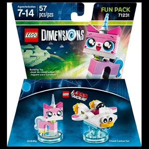LEGO Dimensions Fun Pack: Unikitty