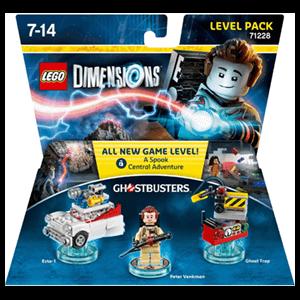LEGO Dimensions Level Pack: Los Cazafantasmas