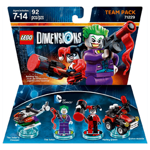 LEGO Dimensions Team Pack: DC Comics