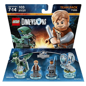 LEGO Dimensions Team Pack: Jurassic World