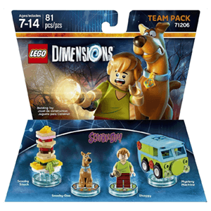 LEGO Dimensions Team Pack: Scooby-Doo
