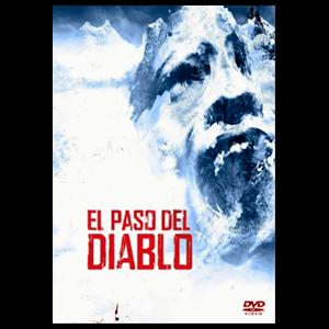 DVD El Paso del Diablo (Kholat)