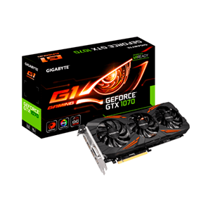Gigabyte G1 GeForce GTX 1070 6G