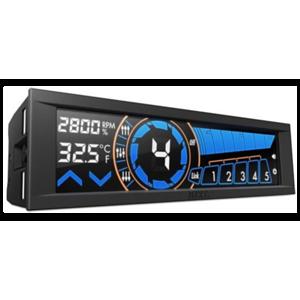 NZXT Panel Control Ventilador Sentry 3-B1