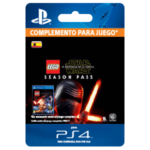 Lego Star Wars:The Force Awakens Season Pass PS4