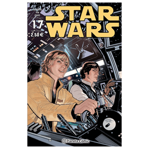 Comic Star Wars nº 17