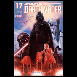 Comic Star Wars: Vader nº 17