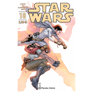 Comic Star Wars nº 18